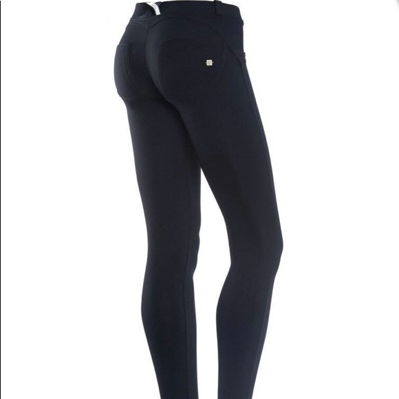 356ae2b074 Freddy Denim - Freddy Pants shaping affect skinny jeans.